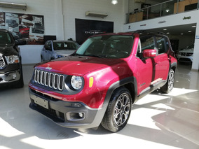 Jeep Renegade Longitude 1.8 Nafta 0km 2018