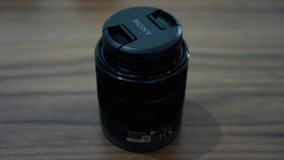 Lente Sony Sel 18-55mm 3.5-5.6 Oss E-mount