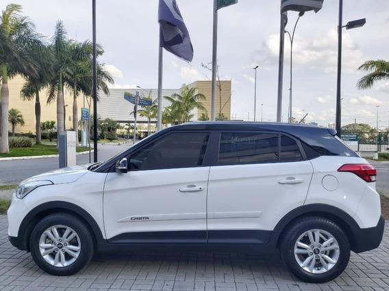 Hyundai Creta - 2017/2017 1.6 16v Flex Attitude Automático