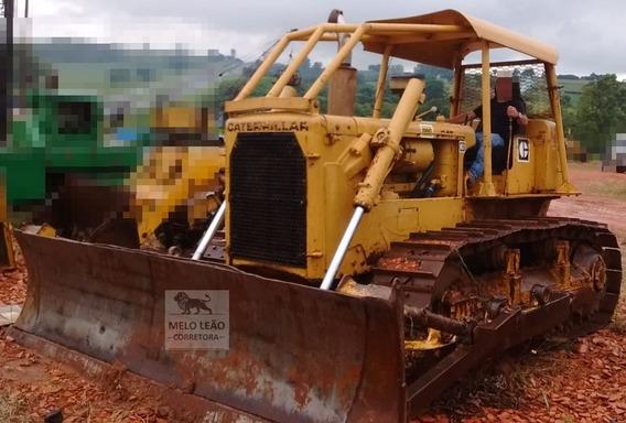 Trator De Esteira Caterpillar D6 C - Ano 1978 - Torque *