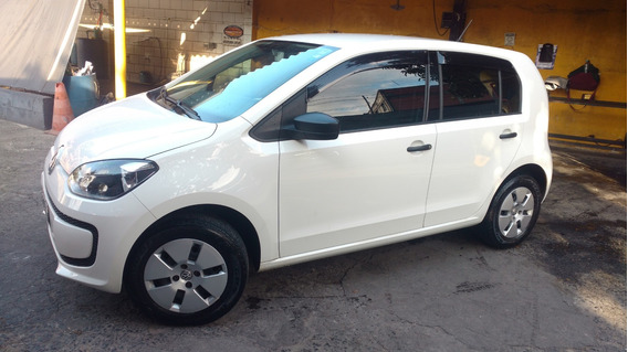 Vw Up 2015 Com Manual, Nota Fiscal E Chave Reserva