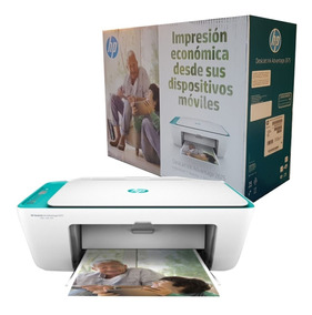 Impressora Multifuncional Hp 2675 Wifi - Copiadora E Scanner