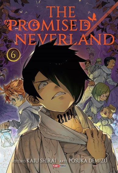 The Promised Neverland - 6