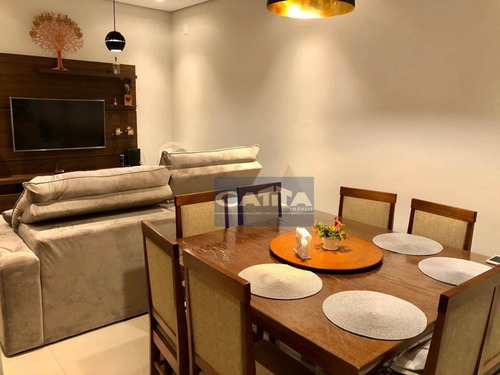 Imagem 1 de 24 de Sobrado Com 3 Dormitórios À Venda, 96 M² Por R$ 480.000,00 - Vila Mota - Bragança Paulista/sp - So15444