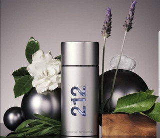 Perfume Carolina Herrera 212 Men Nyc Original