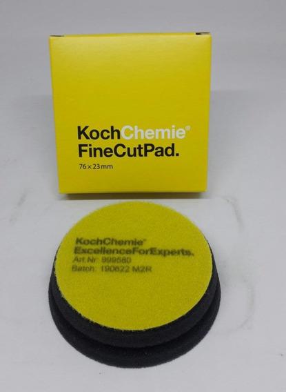 Koch Chemie Fine Cut Pad Amarillo 76 X 23 3 - Highgloss Ros