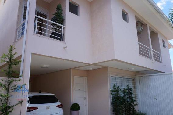 Casa Com 3 Suítes No Parque São Jorge - Ca0657
