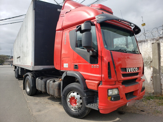 Iveco Cursor 330 Abo 2011 4x2 Toco Com Ar/condicionado