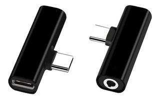 Tipo Type C A 3.5 Mini Plug Cargador Auricular Xiaomi Moto