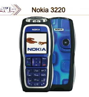 Celular Nokia 3220 Original + Envio Gratis
