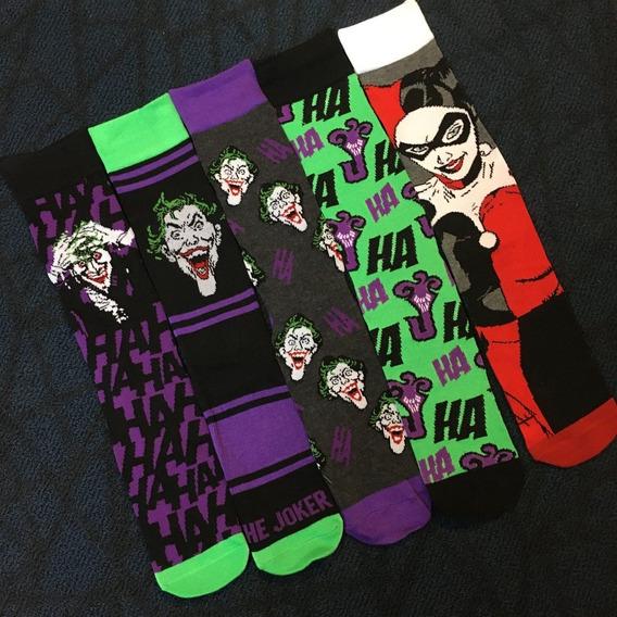 Calcetines Oficiales De Joker