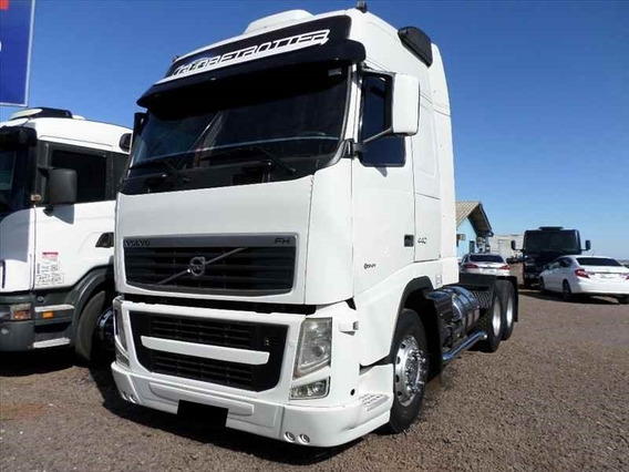 Volvo Fh 440 6x2 Ano 2011 Globetrotter