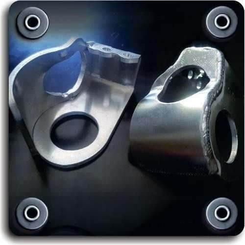 Imagen 1 de 6 de Protector Vasos Suspension Yamaha Wr 250 F 2003-2019