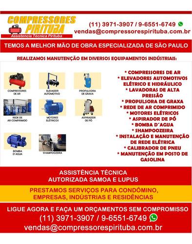 Conserto De Compressores De Ar E Lavadoras De Pressão