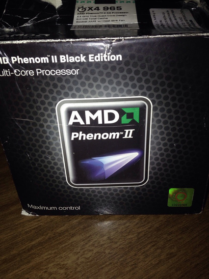 Processador Amd Phenom Ii Black Edition X4 965