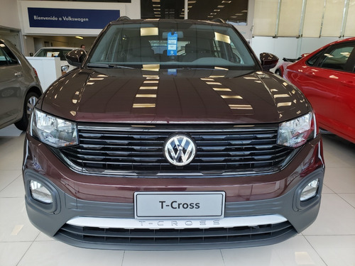 Volkswagen T-cross 1.6 Trendlinde Mt 110 Cv 0 Km 2021