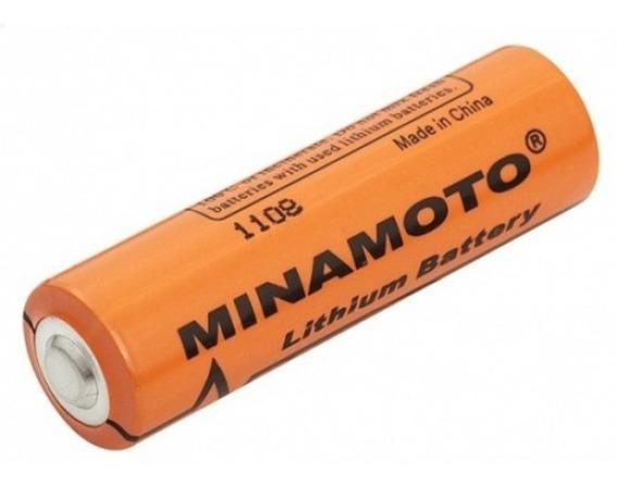 Bateria Pilha Aa 3,6v 2400mah Lithium Er14505 - 34 Peças