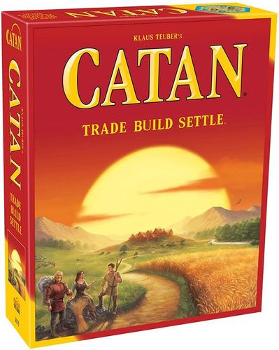 Imagen 1 de 6 de Catan The Board Game