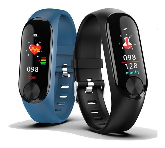 Reloj Inteligente Bluetooth Xanes Y10 Presion Ritmo Cardiaco