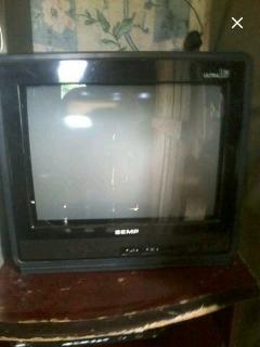 Uma Tv De 14 Semp
