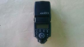 Flash Canon 430ex Il Speedlite