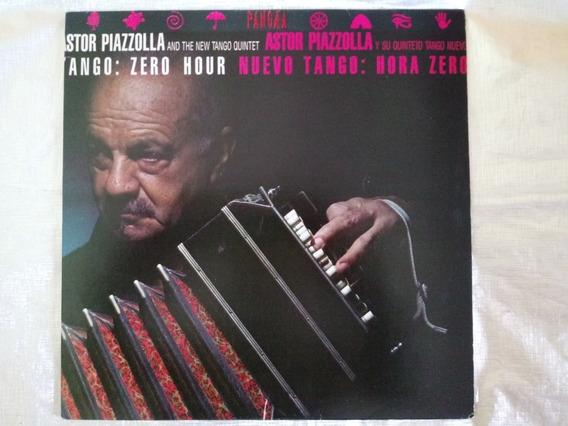 Astor Piazzolla : Tango Zero Hour ~ Vinil Lp Ex+
