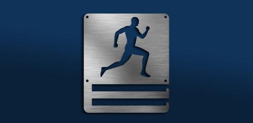 Imagen 1 de 6 de Medallero Running Man Porta Medallas Personalizado Gratis