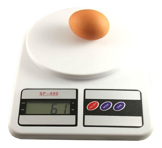 Bascula Cocina Digital Gramera 1 Gramo 10kg Lcd Oz Precision