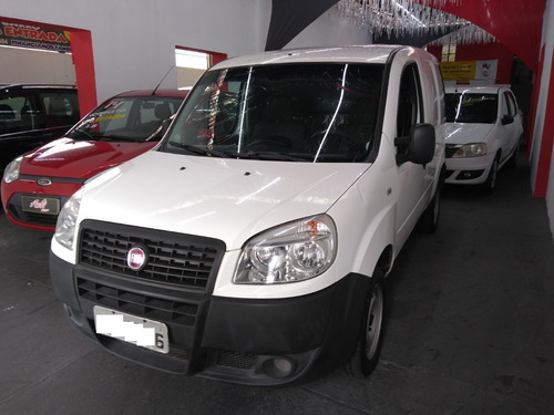 Fiat Doblo Cargo 1.4 Flex 2014 Zero De Entrada