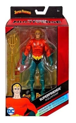 Dc Comics Multiverse Super Friends Aquaman