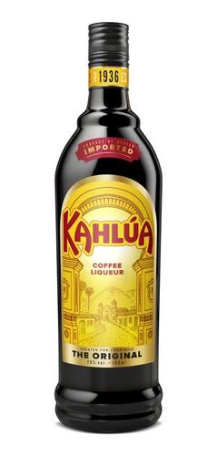 Licor Creme De Café Kahlúa