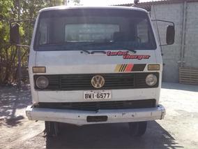 Caminhão Volks Vw 6.90 - Motor Mwm 229 - 1986/1986