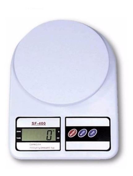 Balança Digital Cozinha 10kg Alta Precisão Alimento Fitness