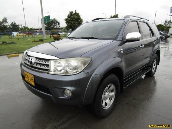 Toyota Fortuner 2.7 4x4 Urbana Aut