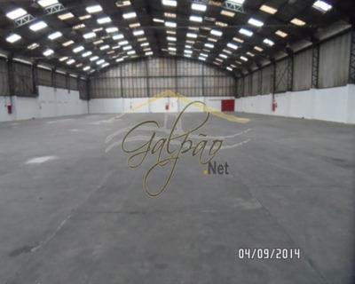 Galpão Industrial Para Locação, Itaqui, Itapevi - Ga0909. - Ga0909