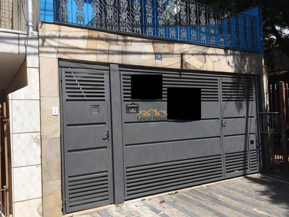 Casa Com 2 Dormitórios Para Alugar, 90 M² Por R$ 1.350,00/mês - Jardim Santa Mena - Guarulhos/sp - Ca0184