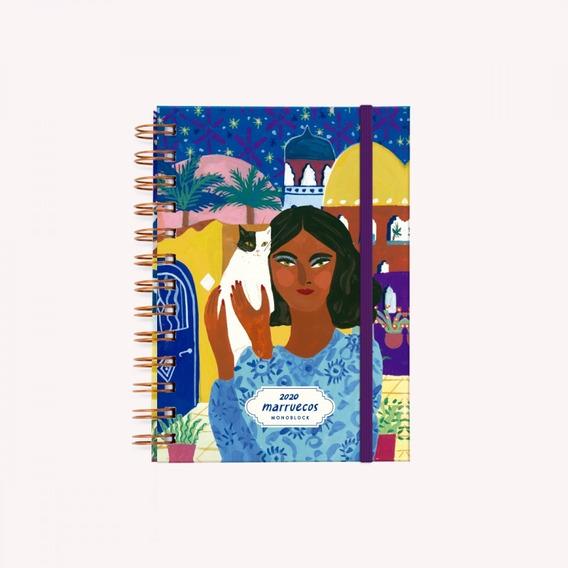 Agenda 2020 De Viaje Marruecos - Pocket - A5 - Monoblock