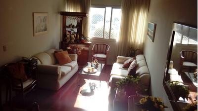 Apartamento 2 Dorm.+1 Quarto Emp., 2 Banheiros E 1 Garagem