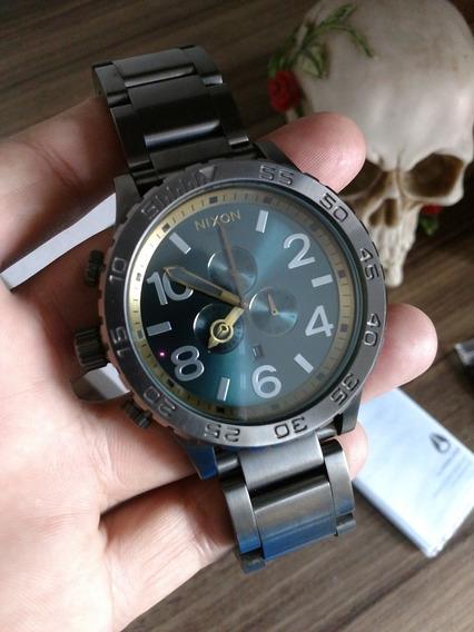 Relógio Nixon 51-30 Chrono Original