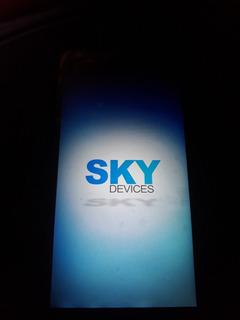 Celular Sky Platinum 5.0, Se Vende Para Repuesto Libre