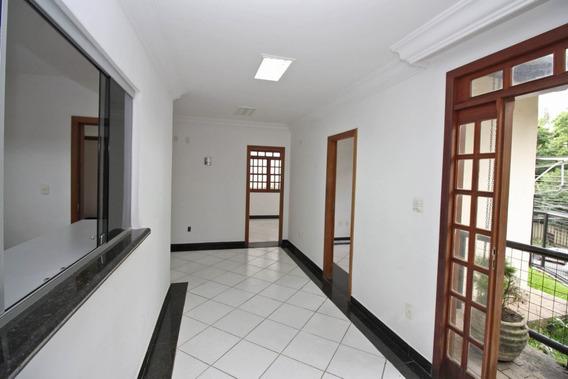Casa Comercial Para Alugar No Mangabeiras Em Belo Horizonte/mg - 18802
