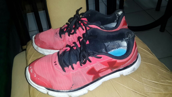 Zapatillas Under Armour Talle 40.5