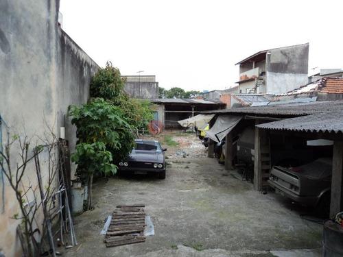 Terreno À Venda, Vila Formosa, São Paulo - Te0611. - Af10019