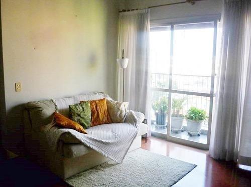 Imagem 1 de 12 de Apartamento Com 01 Dormitórios E 55 M² A Venda No Vila Parque Jabaquara, São Paulo | Sp. - Ap2836v