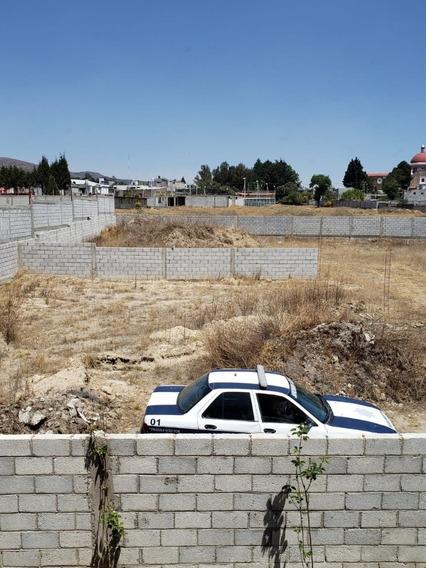 Vendo Terreno En Tetla Tlaxcala