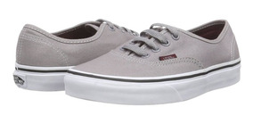 Tenis Vans Authentic Cinza N° 37 - Original