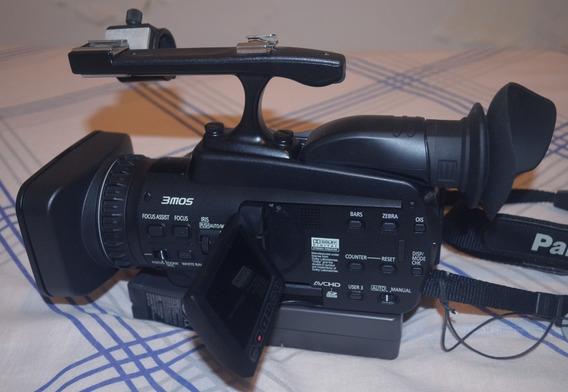 Filmadora Panasonic Ag-hmc40p