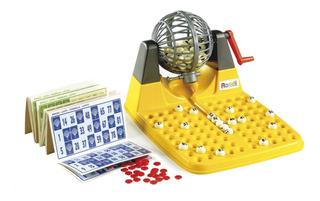 Juego De Bingo Con Bolillero Rondi