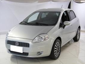 Fiat Punto 1.6 Essence Prata 16v Flex 5p Manual 2012