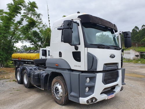 Ford Cargo 2842 Ano 2014 Cavalo Truck